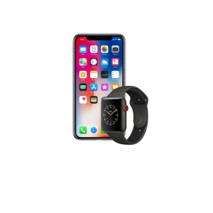 Mobile Phones and Smart Watches